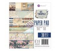 Набор бумаги двухсторонней St. Tropez, 15х15 см