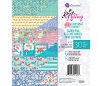 Набор бумаги двухсторонней Mermaid Kisses, 30 листов, 15х15 см