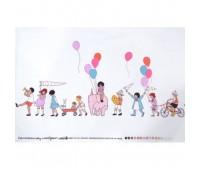 Ткань Michael Miller Парад от Сары Джейн, 45-55 см