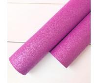 Глиттерная ткань, цвет Лиловый.