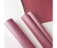 Глиттерная ткань, цвет Розовый.