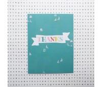 Карточка с конвертом