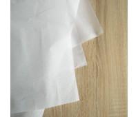 Бумага тишью, цвет белый, 50-70 см