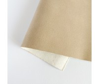 Искусственный нубук (замша), цвет бежевый 25-34 см