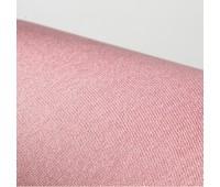 Переплетная ткань на бумажной основе, цвет розовый, 25х35 см