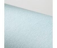 Переплетная ткань на бумажной основе, цвет голубой, 25х35 см