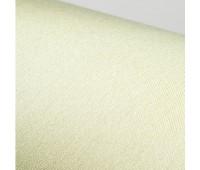 Переплетная ткань на бумажной основе, цвет лимонный, 25х35 см