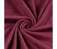 №152 Искусственная замша двухсторонняя, цвет бордо