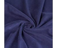 №157 Искусственная замша двухсторонняя, цвет сапфировый