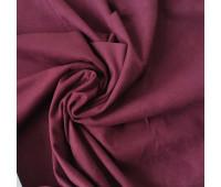 № 179 Искусственная замша двухсторонняя, цвет бразилин