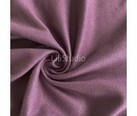 №151 Искусственная замша двухсторонняя, цвет лиловая орхидея