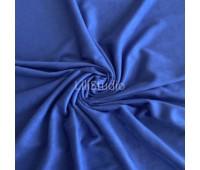 №148 Искусственная замша двухсторонняя, цвет индиго