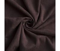 №167 Искусственная замша двухсторонняя, цвет шоколадный