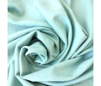 №170 Искусственная замша двухсторонняя, цвет ментол