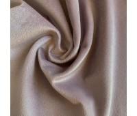 Велюр микро, цвет лавандовое поле, 25-50 см