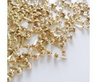 Брадс, цвет золотой, 6-9 см, 1 шт