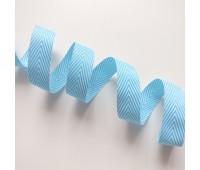 Лента May Arts, цвет небесно-голубой, 2 см, 90 см