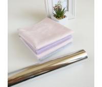 Фольга тонерочувствительная, цвет серебро 10-20,5 см