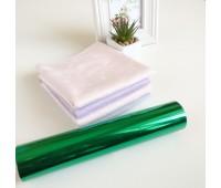 Фольга тонерочувствительная, цвет зелёный 10-20,5 см