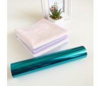 Фольга тонерочувствительная, цвет темно-бирюзовый 10-20,5 см