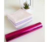 Фольга тонерочувствительная, цвет малиновый 10-20,5 см