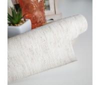 Переплетная ткань на бумажной основе, цвет лен, 25х35 см