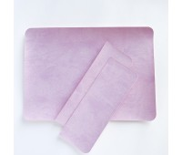 Матовая заготовка для обложки на паспорт из кожзама, 13,5х19 см