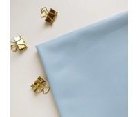 Кожзам стрейч, цвет голубой 25-33 см