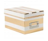 Коробка для хранения DCWV Mini Box W/Bookplate 5.33«X7.33»X4.25
