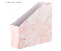 Органайзер для скрап бумаги «Мрамор», 31 х 31 х 9,5 см