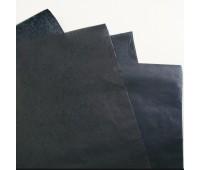 Бумага тишью, цвет черный, 50-70 см