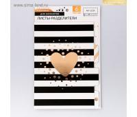 Набор картонных разделителей для планера «Чёрно‒белое настроение», 16 × 25, 6 листов