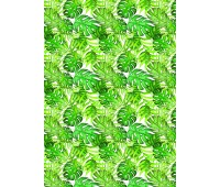 Оверлей Green wild tropics 21х29,7 см