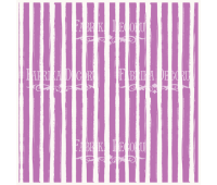 Деко веллум (лист кальки с рисунком) Вертикальные полосы 29х29 см 90г/м²