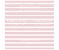 """Деко веллум (лист кальки с рисунком) """"Розовая горизонталь"""""""