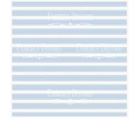 """Деко веллум (лист кальки с рисунком) """"Голубая горизонталь"""""""
