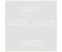Деко веллум (лист кальки с рисунком) Мелкий горошек 29х29 см 90г/м²