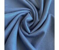 №114 Искусственная замша на дайвинге, цвет джинс