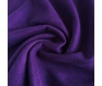 №98 Искусственная замша на дайвинге, цвет темно-фиолетовый