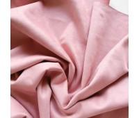 №91 Искусственная замша на дайвинге, цвет фламинго