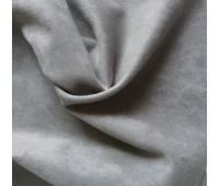 №72 Искусственная замша на дайвинге, серый