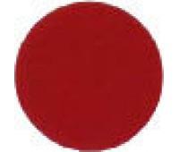Термотрансферная пленка матовая, цвет красный, 10х25 см