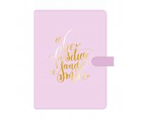 """Надпись из термотрансферной пленки """"be posilive and smile"""", 8,4х10 см"""