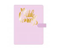 """Надпись из термотрансферной пленки """"little Princess"""", 8,5х9 см"""