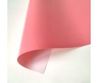 Термотрансферная пленка матовая, цвет лососевый  10х25 см