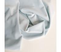 Велюр микро, цвет голубой, 25-50 см