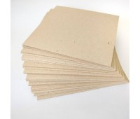 Картон переплетный 2 мм, 21.5х21.5 см